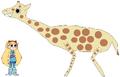Star meets Giraffe 2
