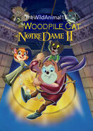 The Woodpile Cat of Notre Dame 2 Poster