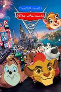 Wild Animals (Cars) 2 Poster