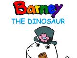 Barney The Dinosaur (Frosty The Snowman)