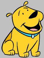 Clifford the Big Red Dog T-Bone