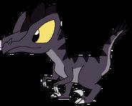 Jared as young thetarbosaurusguard