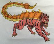 Koron jaws of death by bozzerkazooers dagga4p