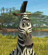 Marty in Madly Madagascar