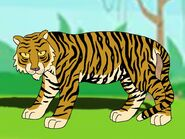 Rileys Adventures Malayan Tiger