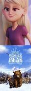 Sarah Gardner Likes Brother Bear (2003)