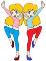 Trisha and Rhonda
