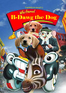 Who Framed B-Dawg the Dog Poster