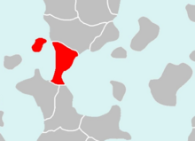 Location of Aldegar