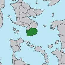 Location of Malivia