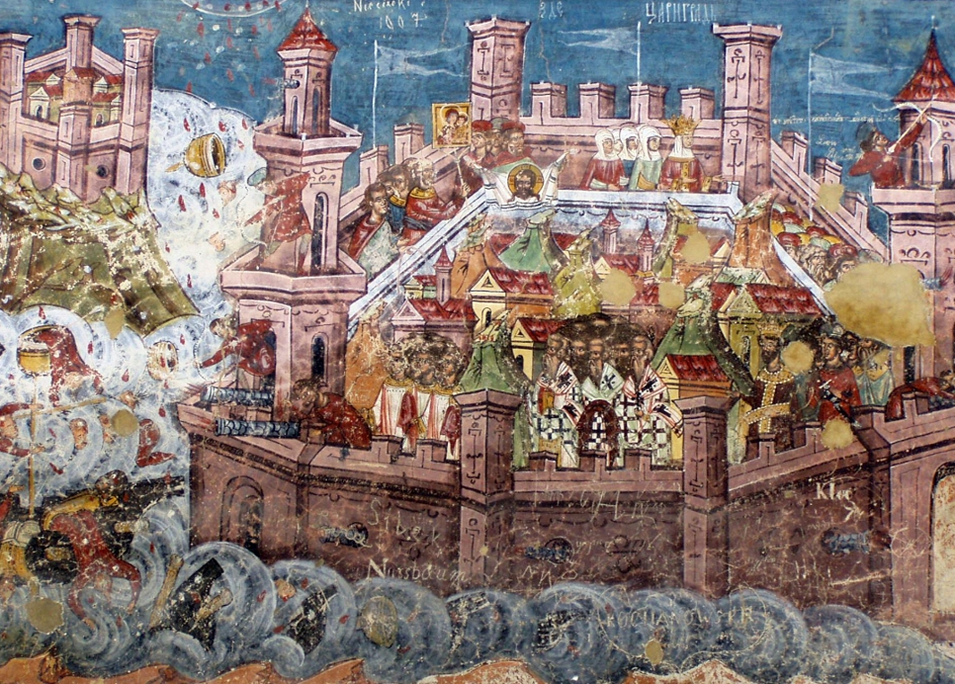 Ahmadi-Augustan Wars