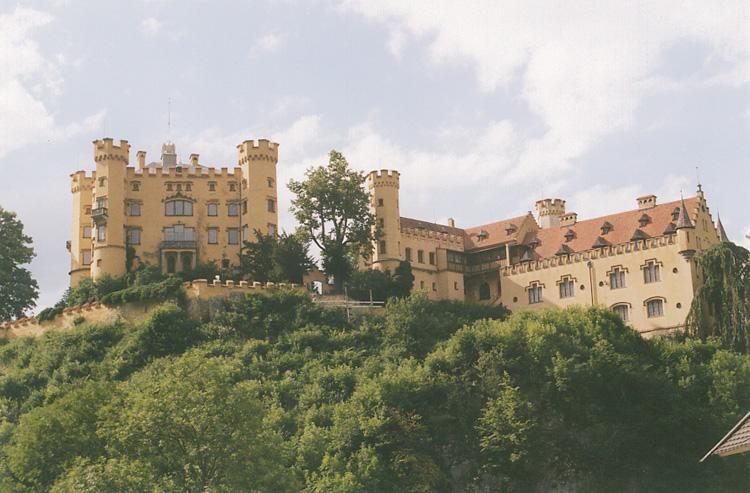 Phönixstein Castle