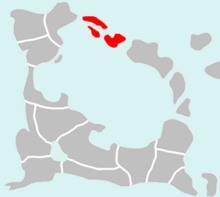 Location of Selucia