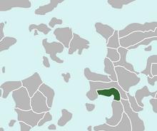 Location of Talmoria