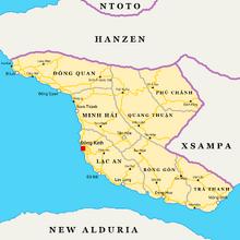 Location of Kimlien