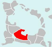Location of Deltaria