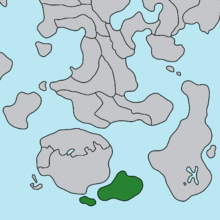 Location of Tropica