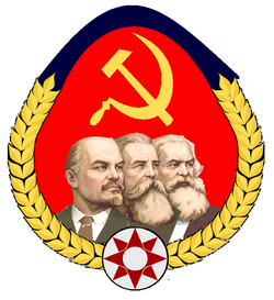 Communist Party of Clidania crest.png