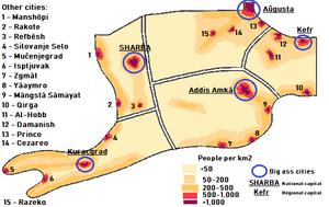 Cobura Population Map.png
