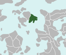 Location of Egelion