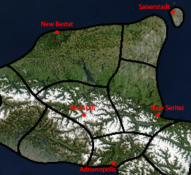 Principality of Central Macon