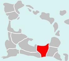 Location of Kalopia
