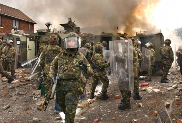 3150 Darnussian Riots