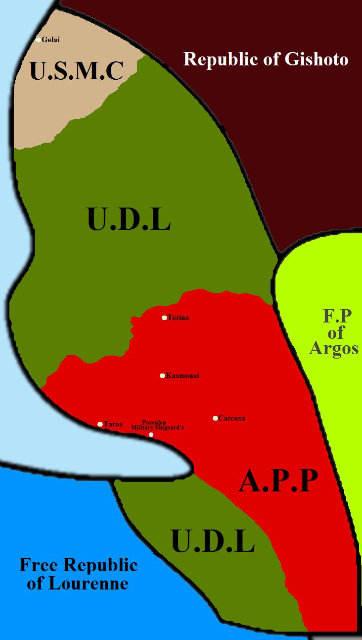 Second Sekowan Civil War