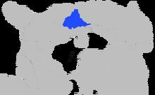 Location of Adhesa Soho'geh