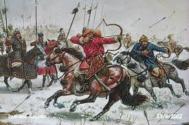 Four Red Centuries