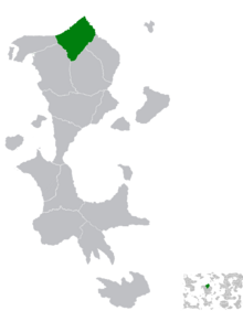Location of Lodamun