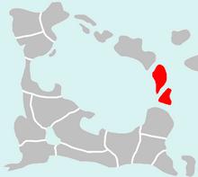 Location of Badara