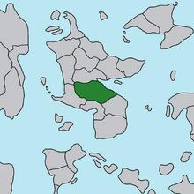 Location of Luthori