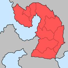 Location of Liore