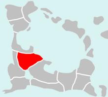 Location of Jelbe