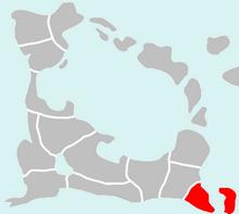 Location of Istalia