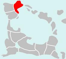 Location of Pontesi