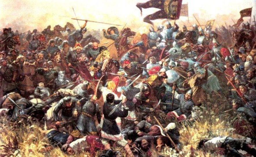 Battle of Tnaka