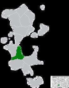 Location of Mordusia