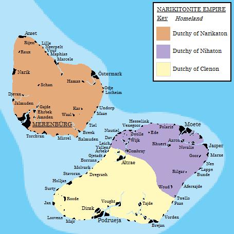 Narikatonite Empire