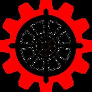 The international Zenshō Socialist Flag