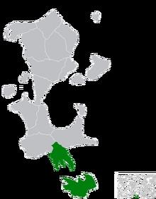Location of Kanjor