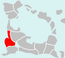 Location of Zardugal