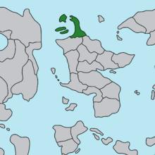 Location of Dorvik