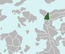 Location of Kazulia