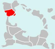 Location of Barmenistan