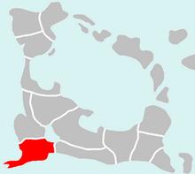 Location of Cobura