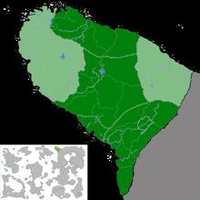 Location of Kyoseon, KCCR