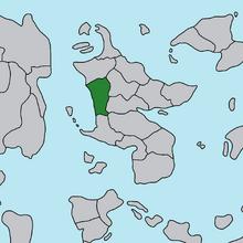 Location of Rutania