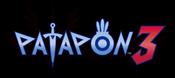 Patapon 3 north american Logo